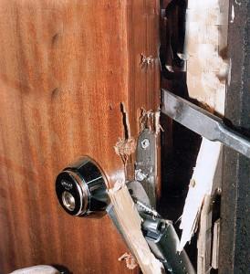 Många bostadsinbrott anmäls inte