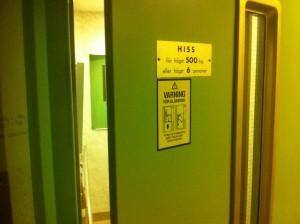 Hiss avgörande vid bostadsköpet