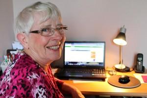 Ulla engagerar hela huset  genom god kommunikation