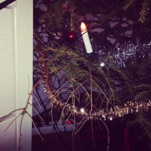 Så brandsäkrar du julen
