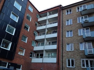 Elaka mäklaren: Lägenhet säljes inklusive hyresgäst