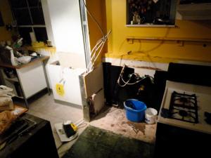 Allt fler vattenskador i köken