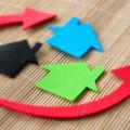 Bostadspriserna stiger – och sjunker
