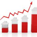 Kraftig ökning av utbudet på bostadsrätter