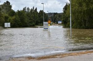 Efter torkan kommer översvämningarna