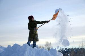 Därför bör ni planera snöskottningen redan nu